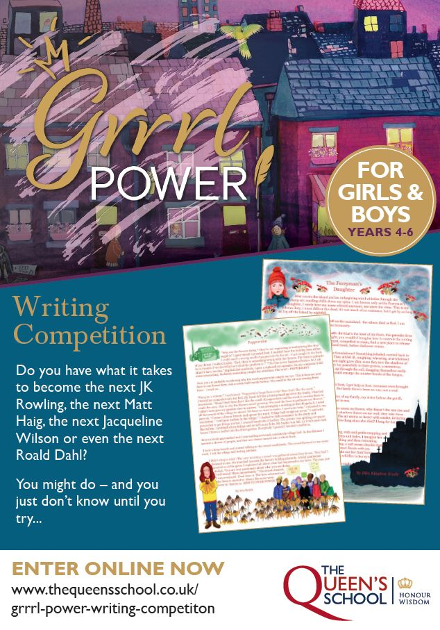 Grrrl Power Competition