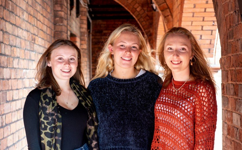 Queen's girls heading for top universities