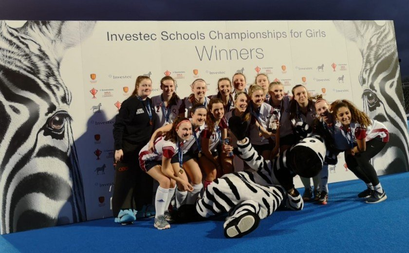 U16 National Hockey Champions!