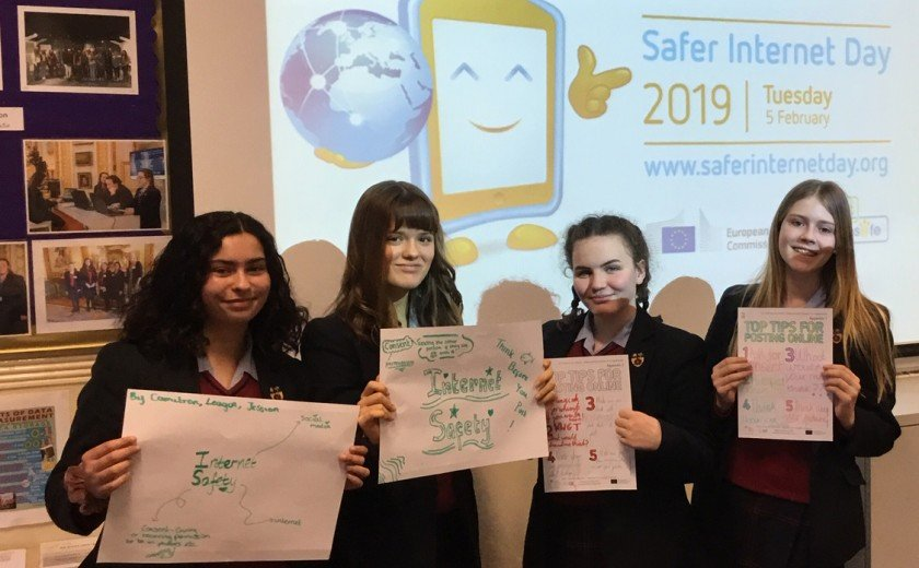 Promoting online safety