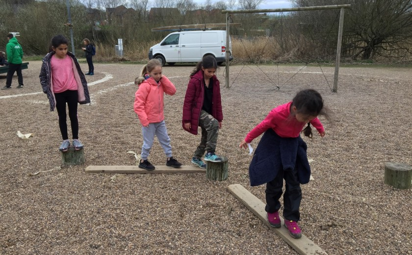 Adventure and fun at Kingswood