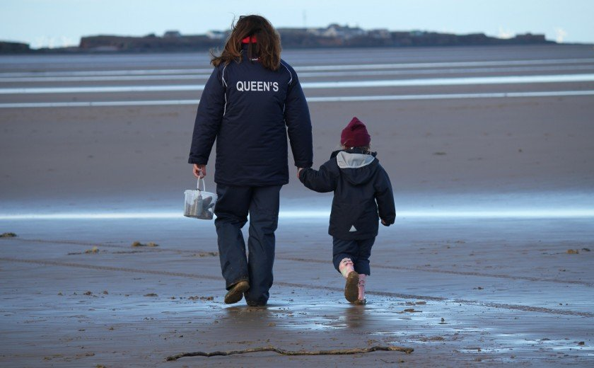 Queen's launches Beach School programme